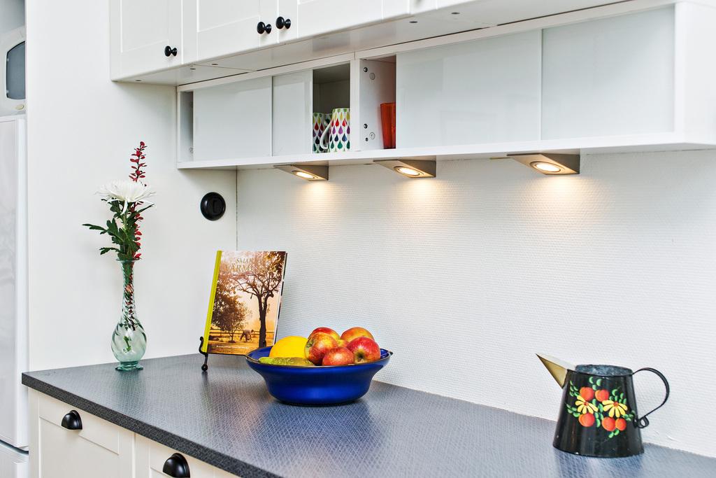 Närbild i köket